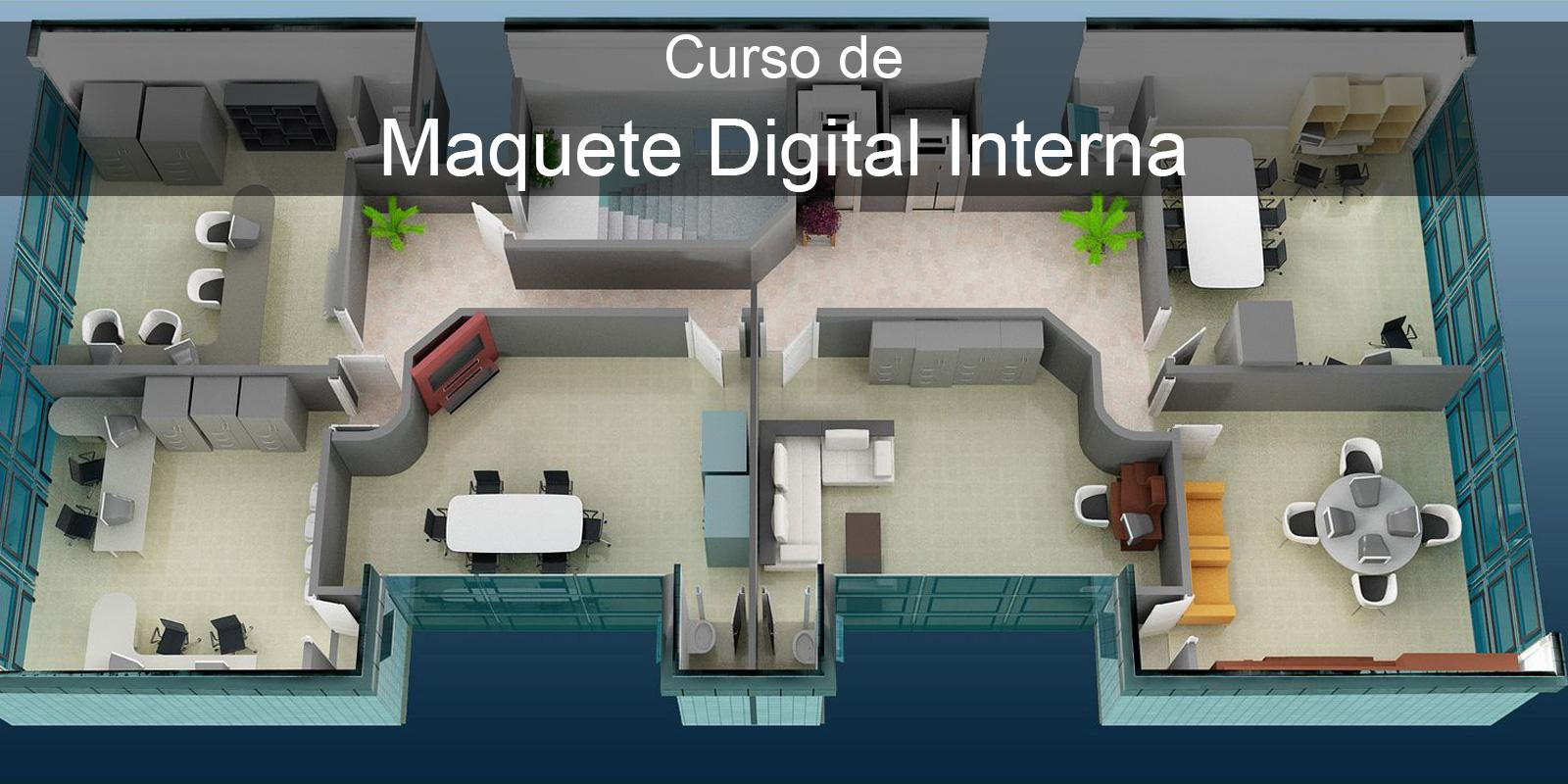 Maquete Digital Interna